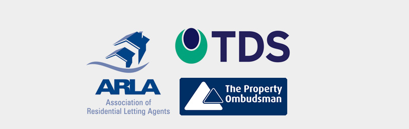 ARLA, TDS and Property Ombudsman logo